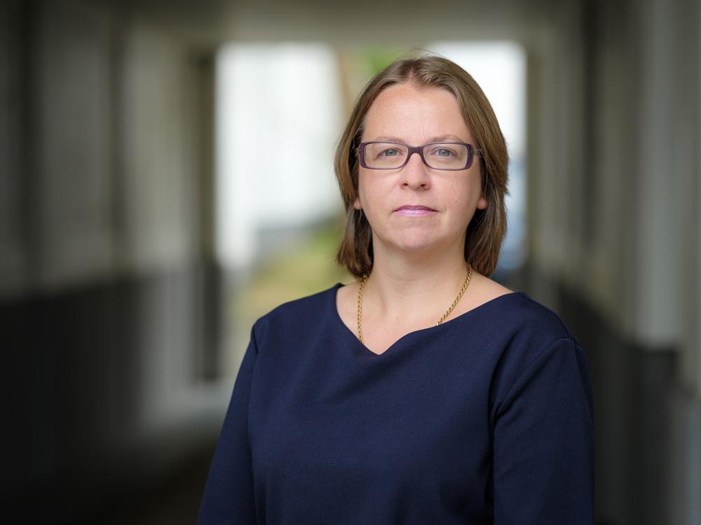 Contact ETI - Portrait of Vicky Marissen